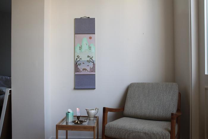 복(福) 프로젝트 포스터